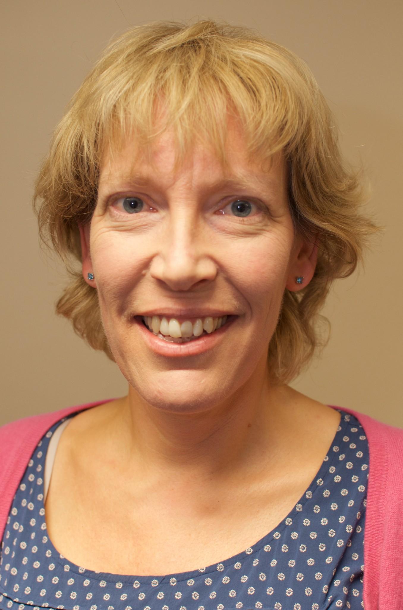 Fiona Hamilton : Pastoral Staff Worker