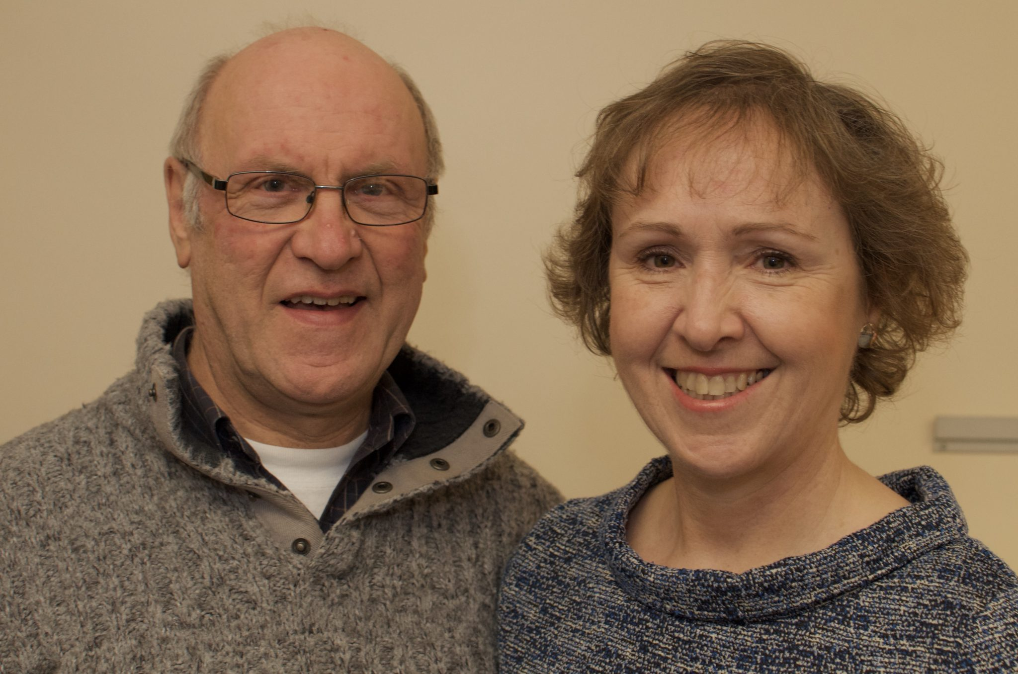 Barry and Jo Mitchell : Fellowship